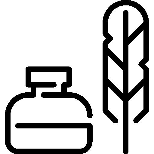 tinta  icono gratis