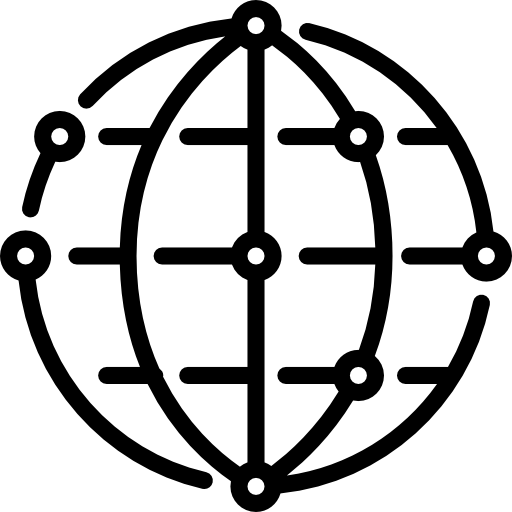 Networking  free icon
