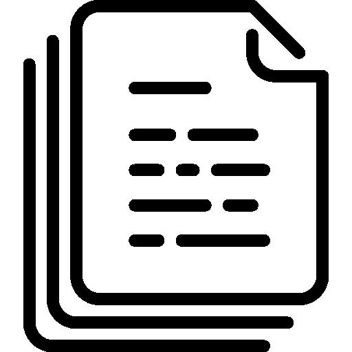 archivos  icono gratis