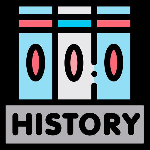 History  free icon