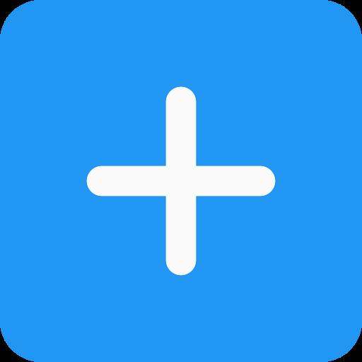 Plus  free icon