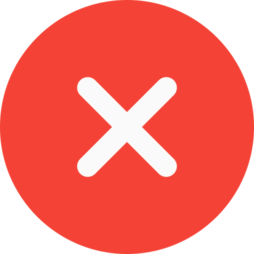 Remove  free icon