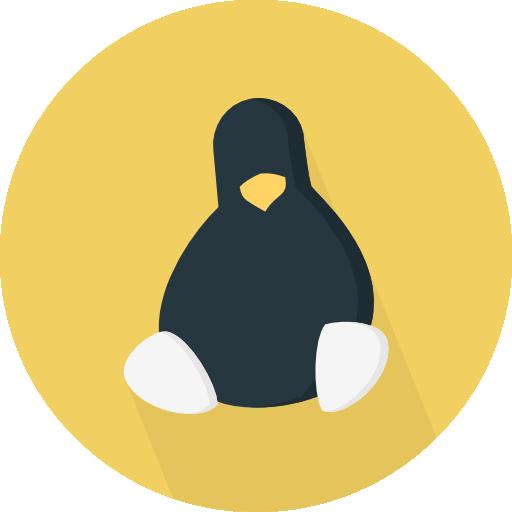 linux  grátis ícone