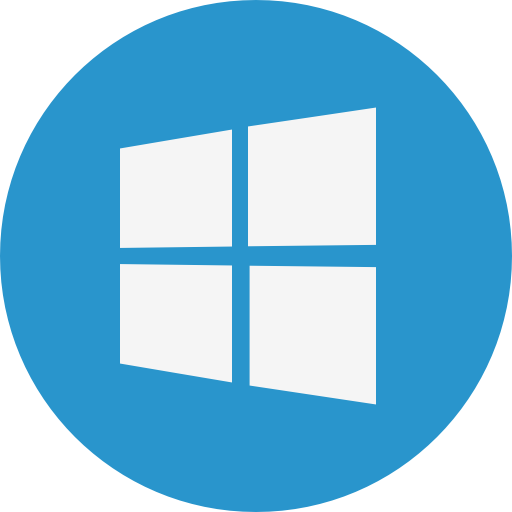 ventanas  icono gratis