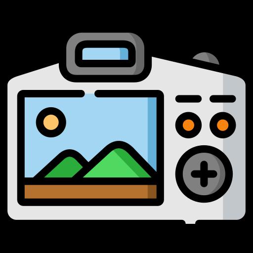 Dslr camera  free icon