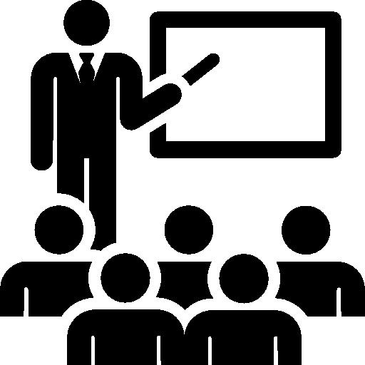 salle de classe  Icône gratuit