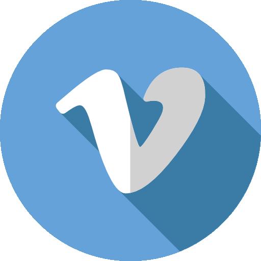 vimeo  icono gratis