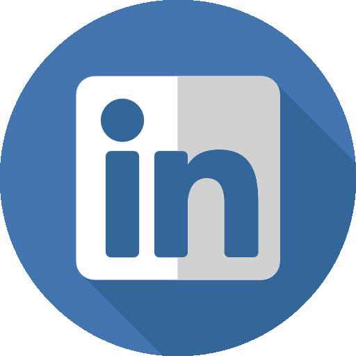 linkedin  icono gratis