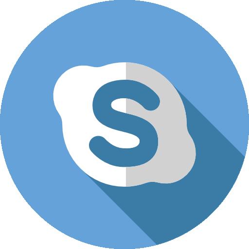 skype  icono gratis