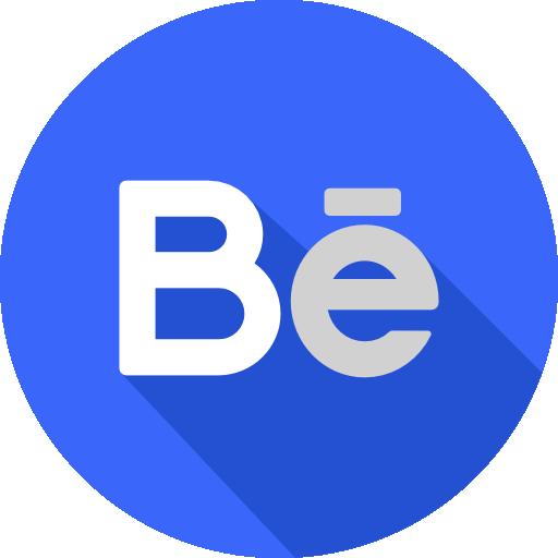 behance  무료 아이콘