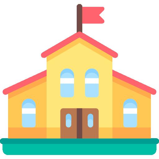 jardin d'enfants  Icône gratuit