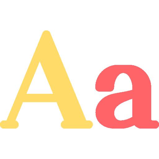 text  kostenlos Icon