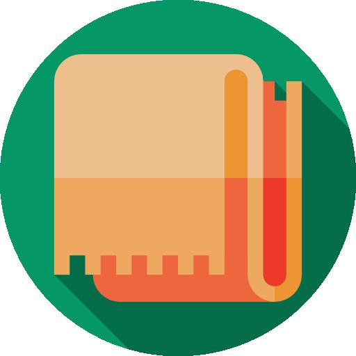 Blanket  free icon