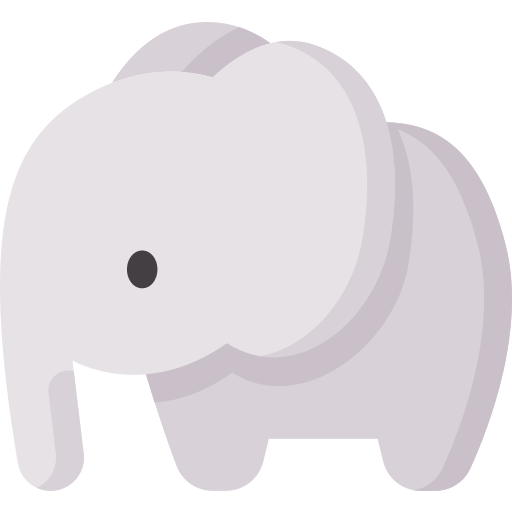 Elephant  free icon