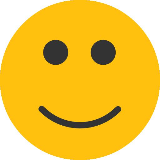 souriant  Icône gratuit