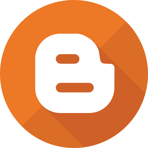 Blogger  free icon