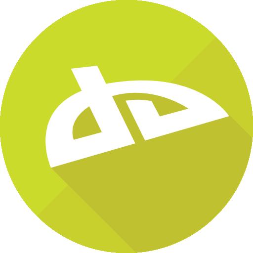 Deviantart  free icon