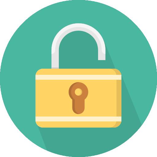 desbloquear  icono gratis