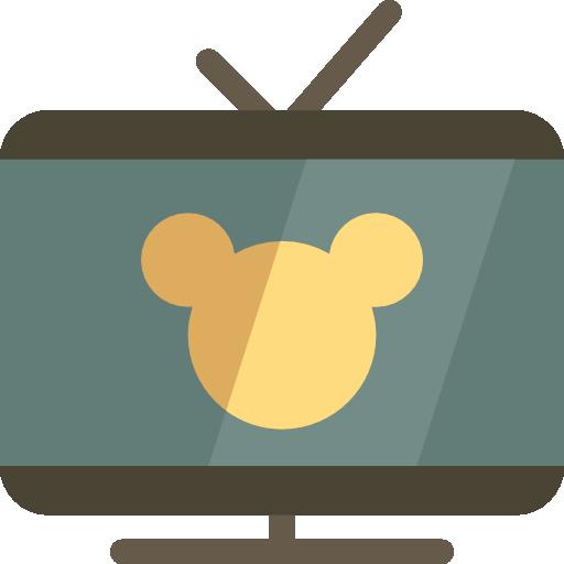 Cartoons  free icon
