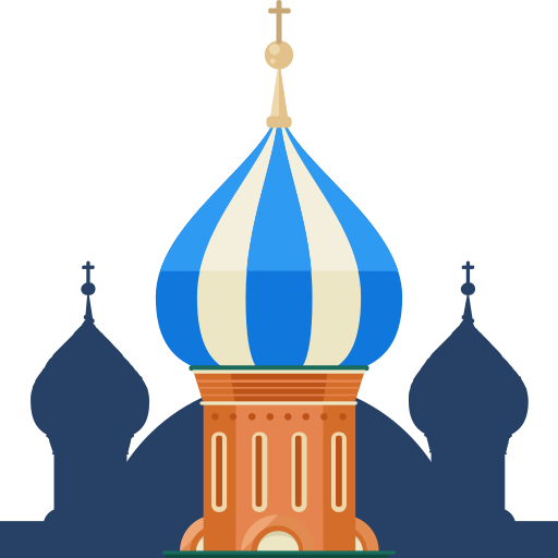 Cathedral of saint basil  free icon