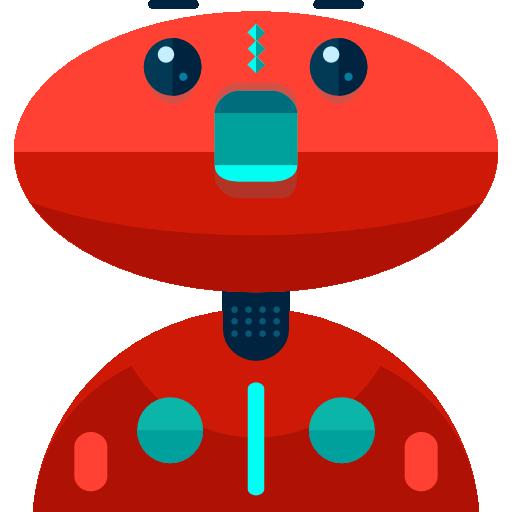 roboter  kostenlos Icon