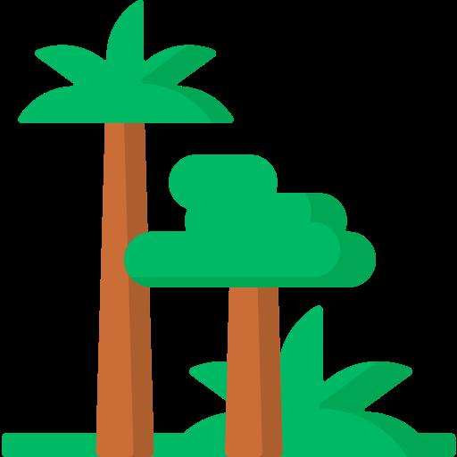 Tropical  free icon