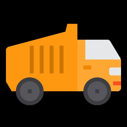 쓰레기 차  무료 아이콘