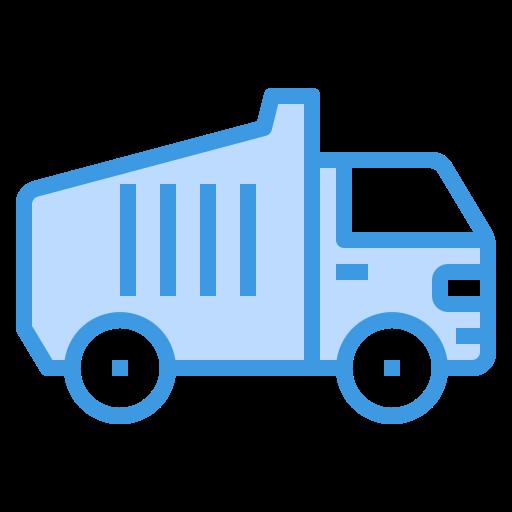 camion à ordures  Icône gratuit