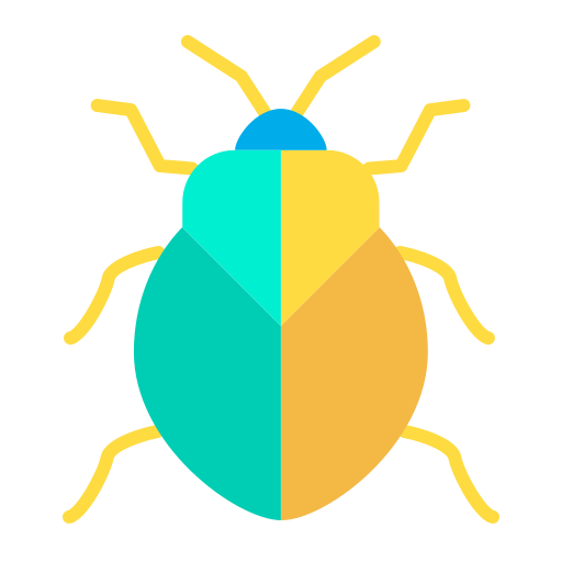 Stink bug  free icon