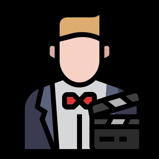 Actor  free icon