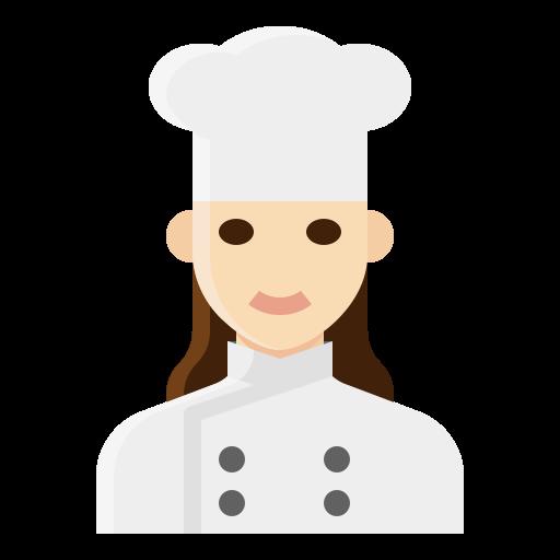 chef  Icône gratuit