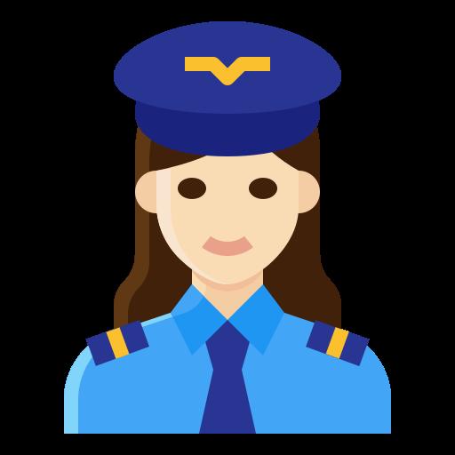 pilote  Icône gratuit