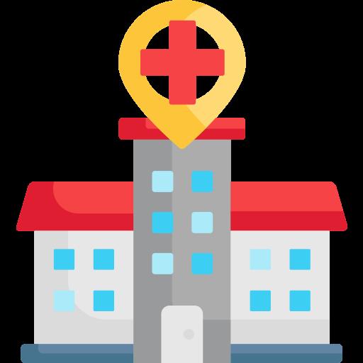 Hospital  grátis ícone