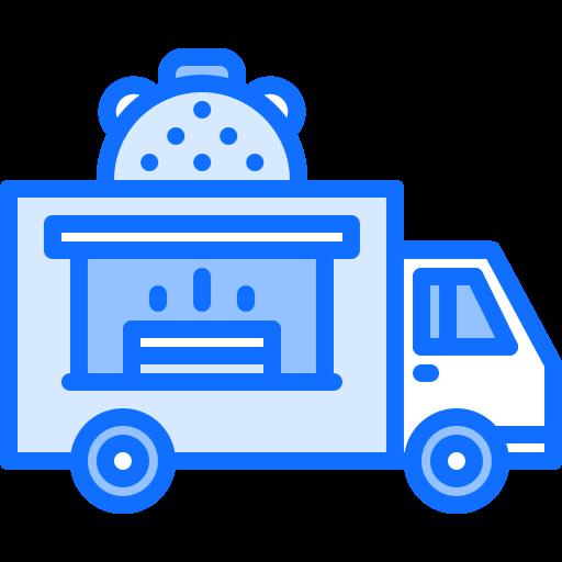 푸드 트럭  무료 아이콘