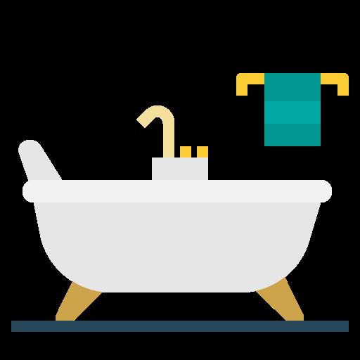 Bathtub  free icon