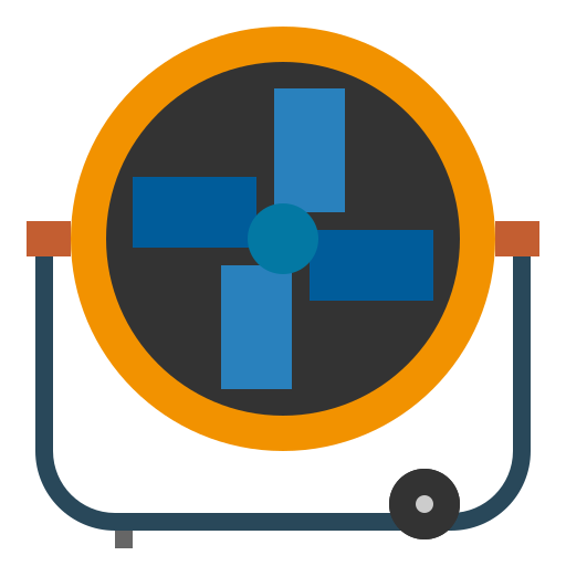 Ventilator  free icon