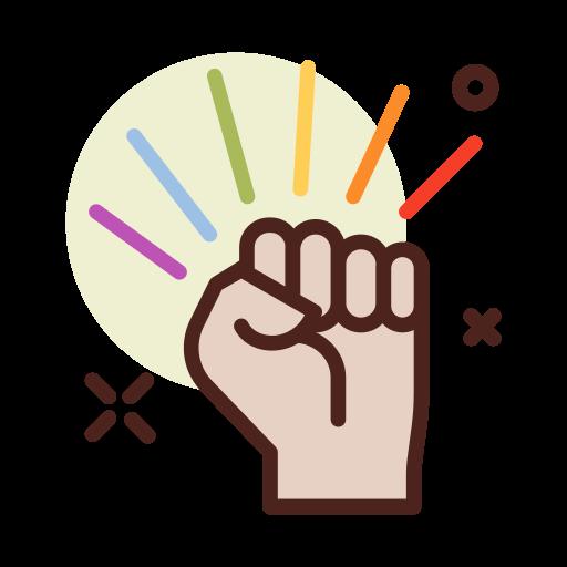 Empowerment  free icon