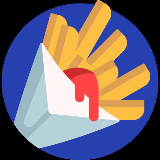 Фриты  бесплатно иконка