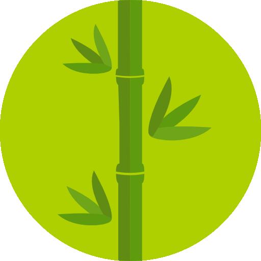 Bamboo  free icon