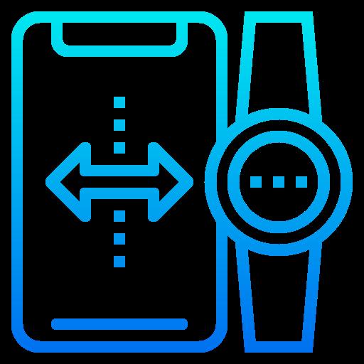 transférer des données  Icône gratuit