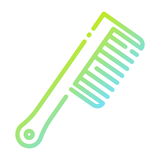 Escova de cabelo  grátis ícone