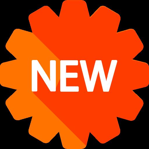 neu  kostenlos Icon