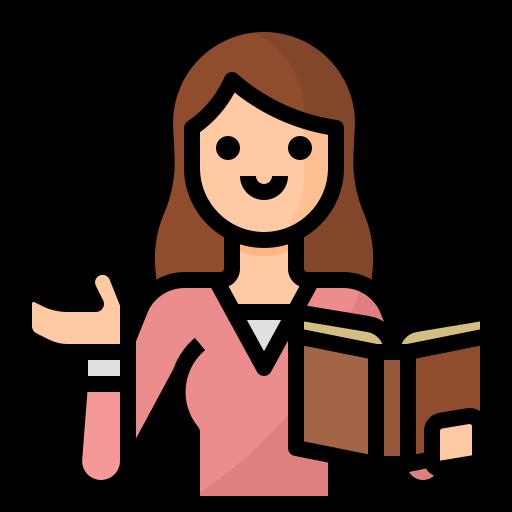 Teacher  free icon