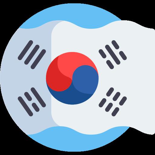 Korea  free icon