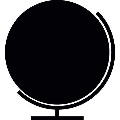 행성 구체  무료 아이콘