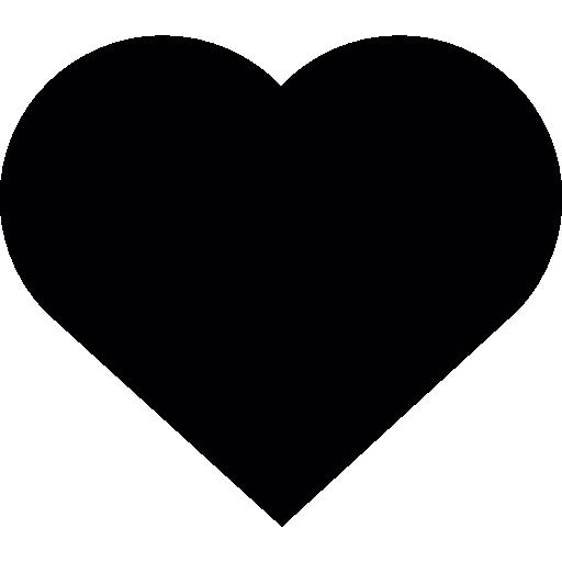 Большое сердце  бесплатно иконка