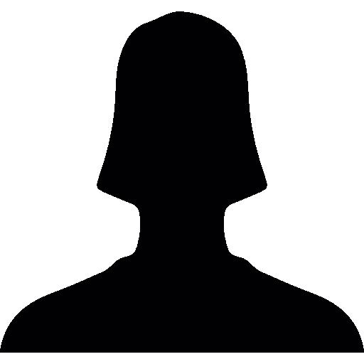 Female User Avatar  free icon