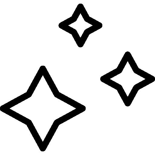 Étoiles  Icône gratuit