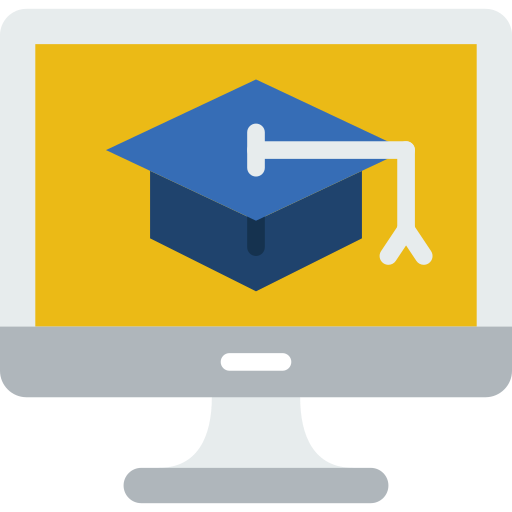 Online course  free icon