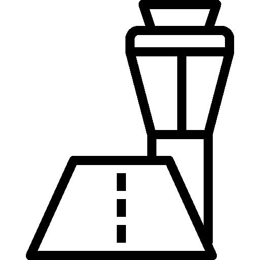 flughafen  kostenlos Icon